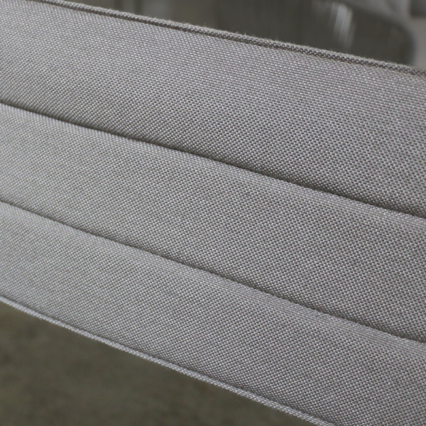 el fresco grey dinging chair folding close up