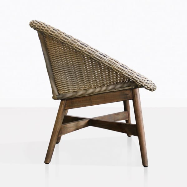 melawai relaxing chair side view