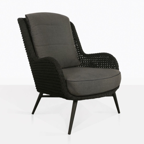 Dream Black Outdoor Relaxing Chair