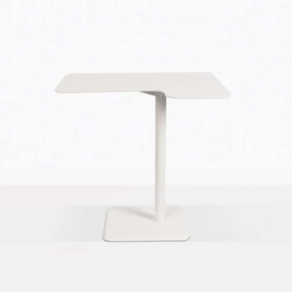 Lulu Rectangle Outdoor Side Table Straight On
