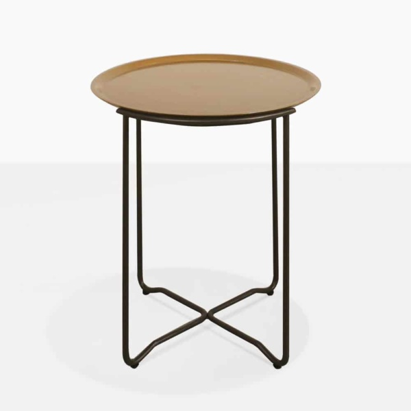 Metell outdoor accent table side