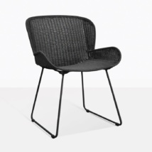 Nairobi Pure Wicker Dining Chair