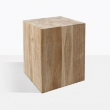 Gabby Solid Teak Side Table