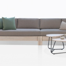 Kent Street Teak Sectional Sofa