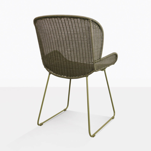 dining chair - nairobi in moss