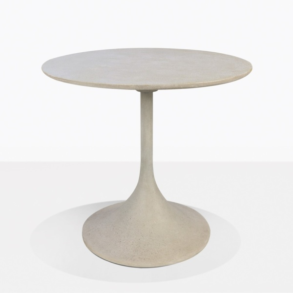 Orgain Round Concrete Dining Table