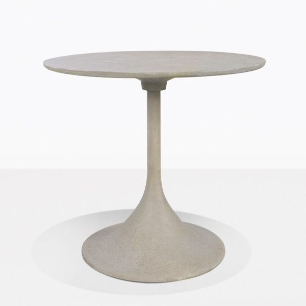 Orgain Modern Round Dining Table For Two