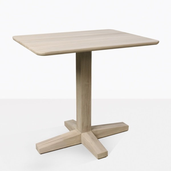 Shelli Teak Rectangle Dining Table