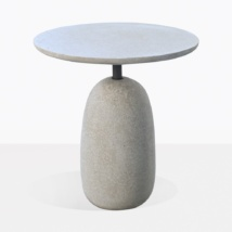 Mossimo Modern Concrete Side Table