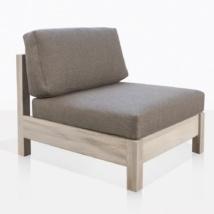 Kent Street Sectional Center Chair Front