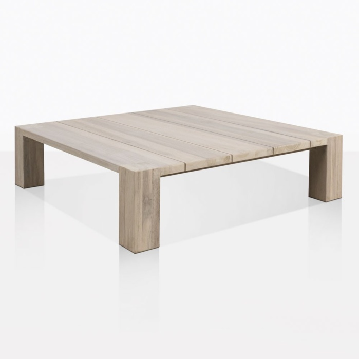 Kent Street Teak Low Coffee Table