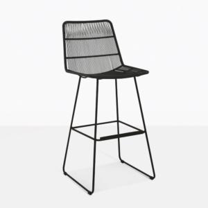 bar stool black nairobi
