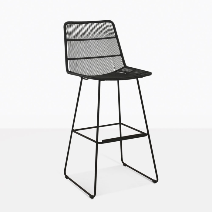 bar stool black nairobi