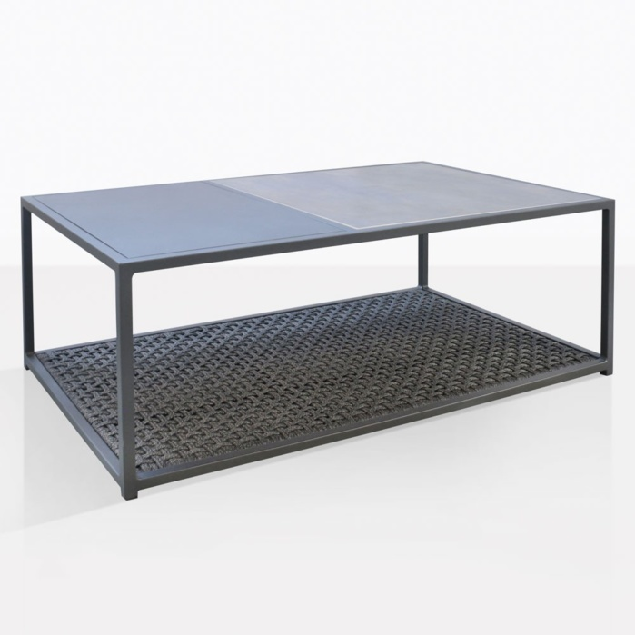 Studio Coffee Table Coal