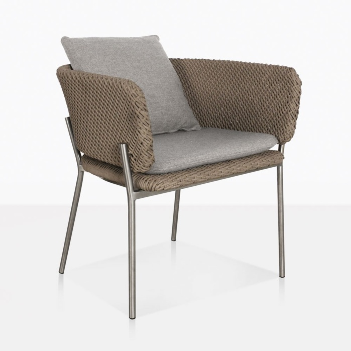 Studio Cyprus Rope Outdoor Dining Chair