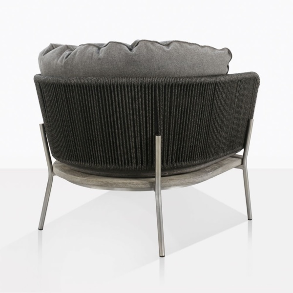 Studio Rope Relaxing Chair Back