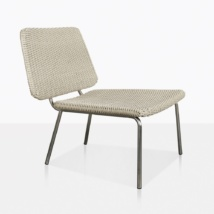 Summit Modern Low Outdoor Relaxing Chair