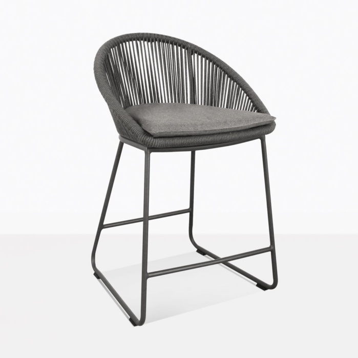 Urban Rope Outdoor Counter Stool