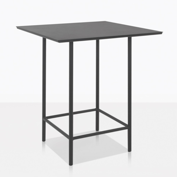 Urban Aluminum Outdoor Counter Height Bar Table