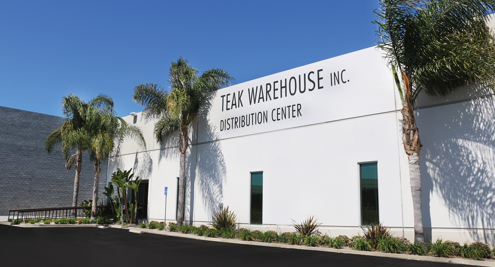Teak Warehouse Distribution Center