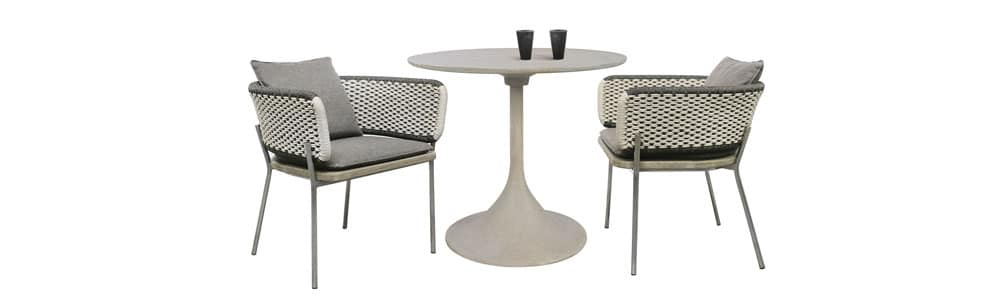 two tone studio dining chairs and orgain dining table
