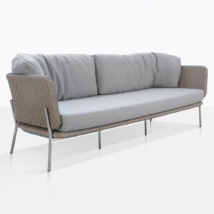 Studio Cyprus Rope Weave Outdoor Sofa