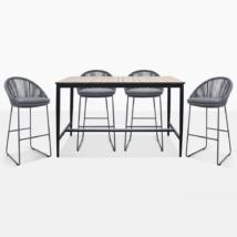 Urban Bar Table and Urban Bar Stools