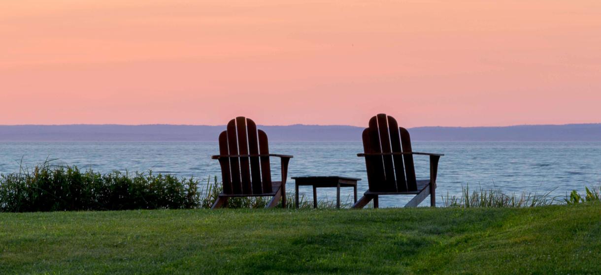 Adirondack teak lounge chairs blog