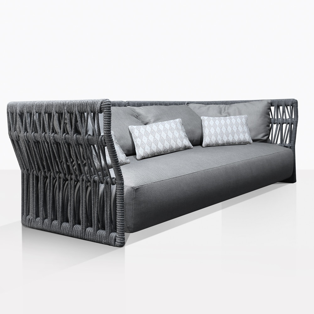 large decorative sofa pillows large sofa pillows sofa.htm portofino outdoor aluminum sofa patio furniture teak warehouse  portofino outdoor aluminum sofa patio