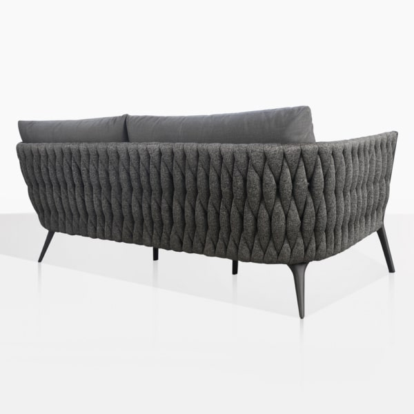 Bianca Outdoor Loveseat Back