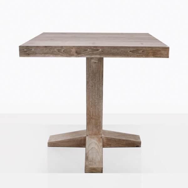 cube bistro table