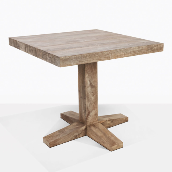 Napa Reclaimed Teak Square Outdoor Table