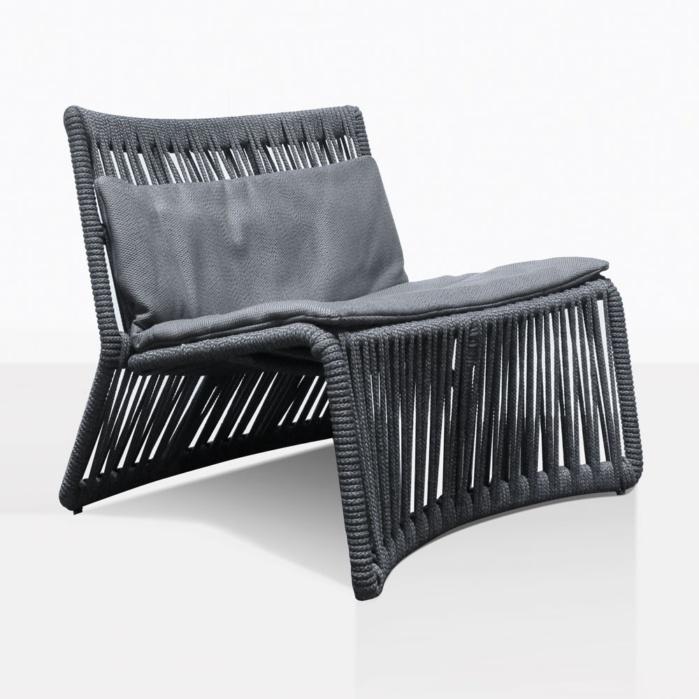 portofino rope club chair