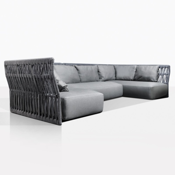 Portofino Fixed Sectional Sofa