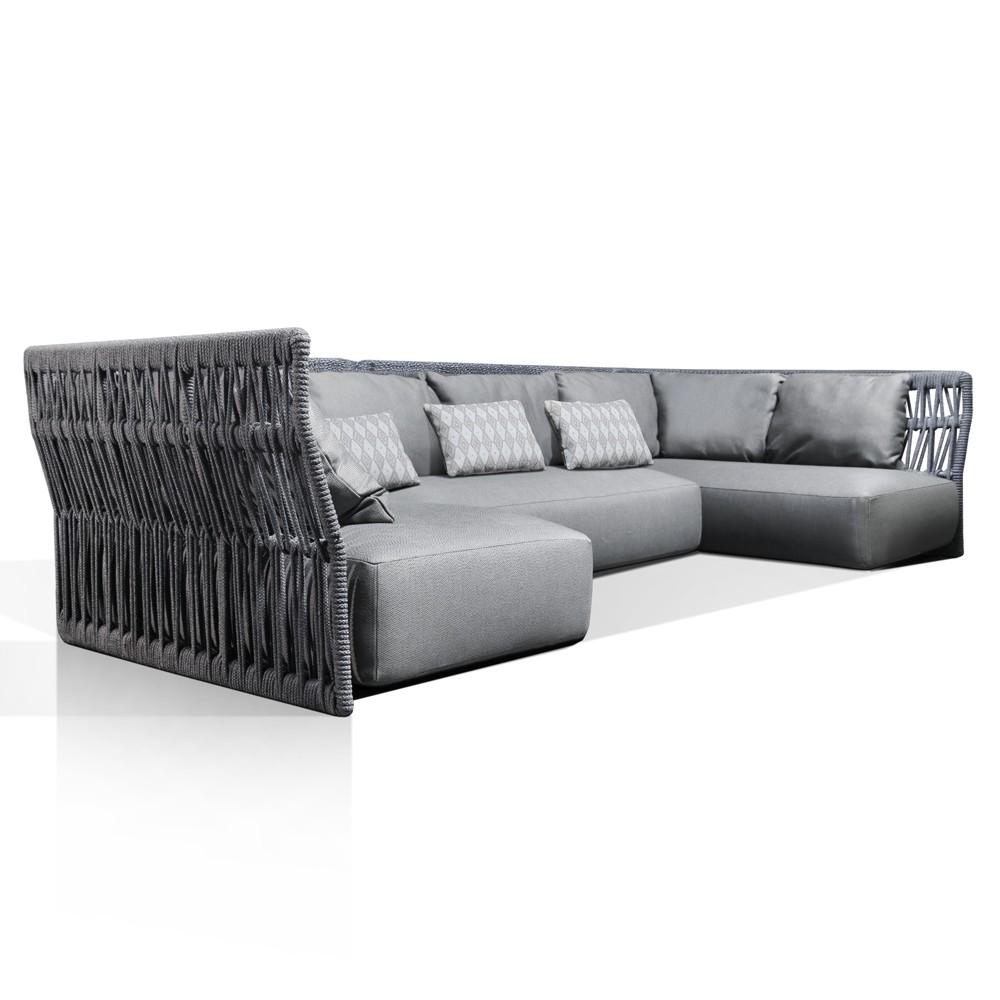 large decorative sofa pillows large sofa pillows sofa.htm portofino outdoor aluminum sectional combo teak warehouse  portofino outdoor aluminum sectional