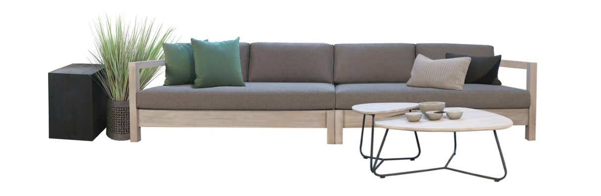 Kent Street Teak Seating Collection
