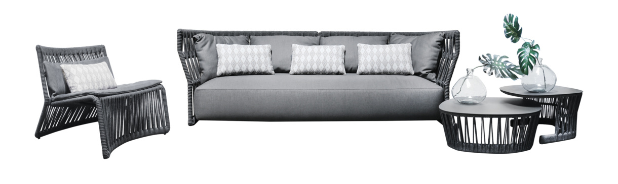 The Portofino Outdoor Furniture Collection With Cushions
