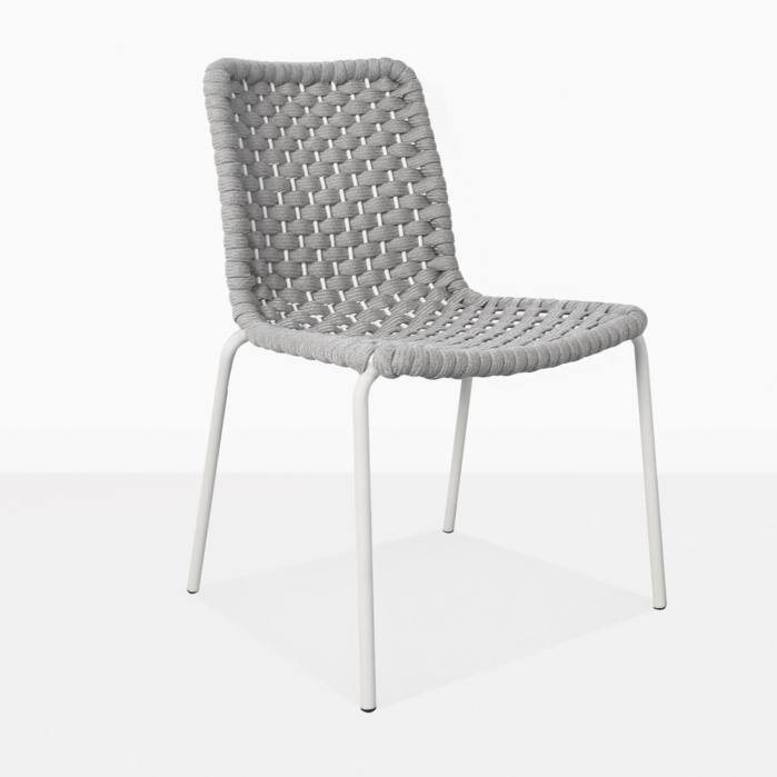Kerri Rubber Rope Dining Side Chair