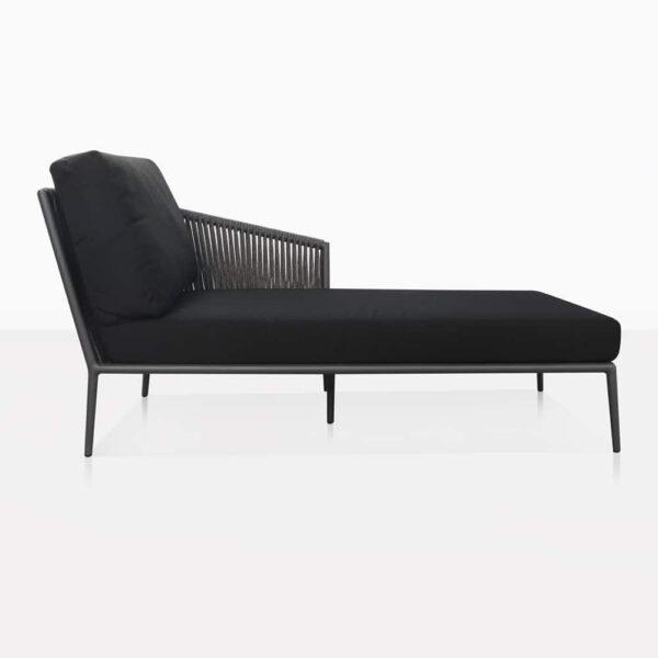 Washington Left Arm Chaise Lounge Side