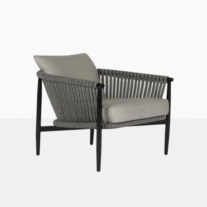 Archi aluminum outdoor chairs