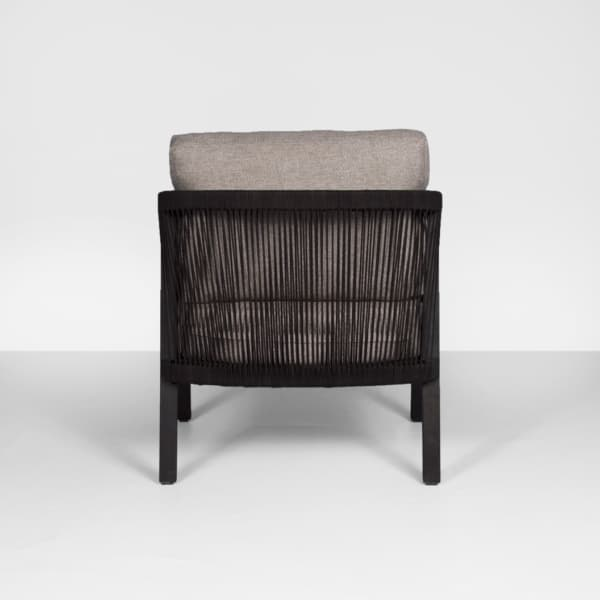 rear view - brentwood club chair