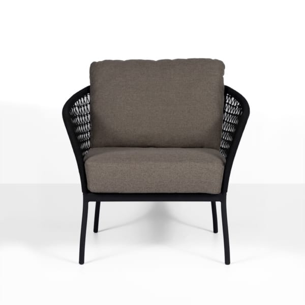 Lola Outdoor Rope Club Chair