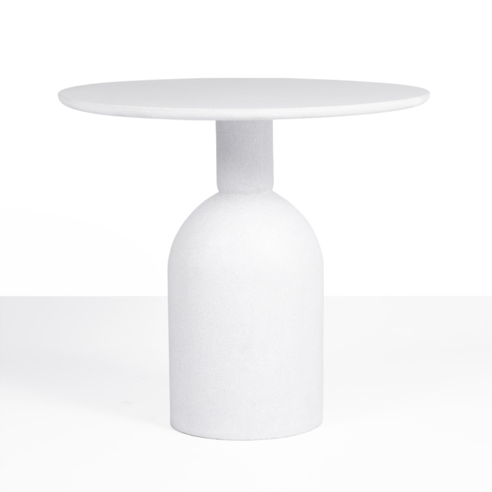 white table - verbena concrete