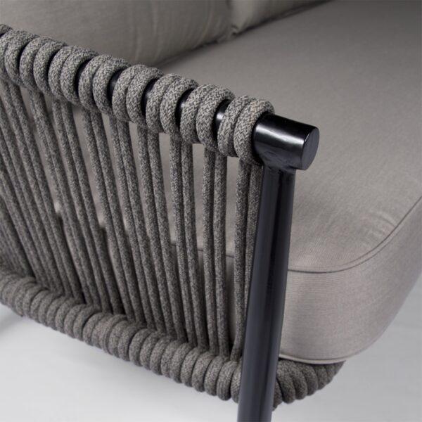 archi rope sofa close up