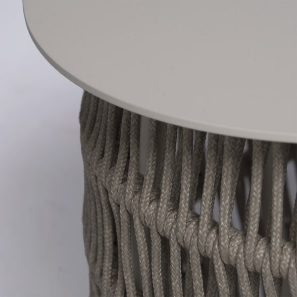 luci-aluminum-rope-outdoor-side-table-closeup