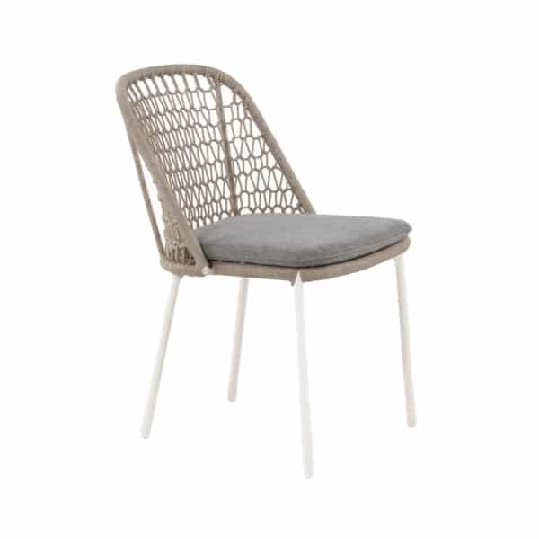 Mel Dining Chair White