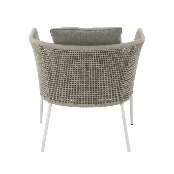 Scottie Relaxing Chair White