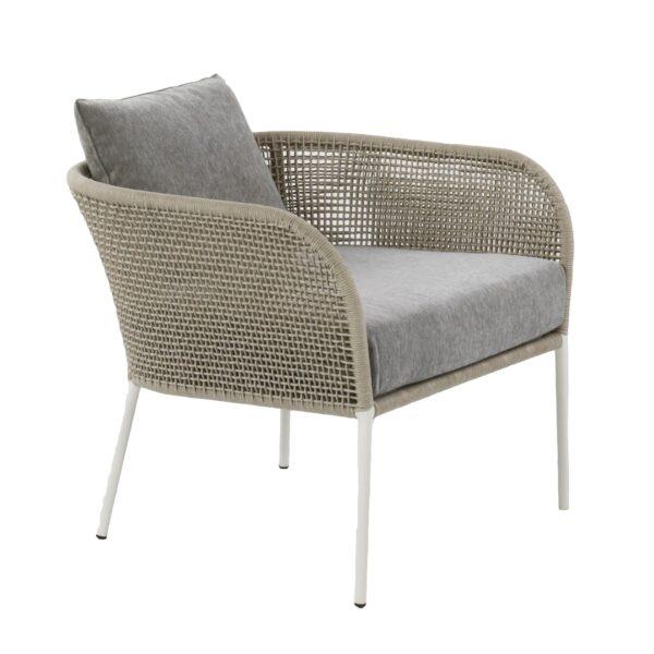 elegant outdoor club chair