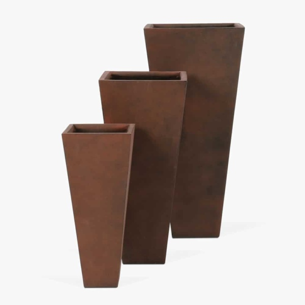 Bishop-Outdoor-Concrete-Square-Planter-Set-Copper