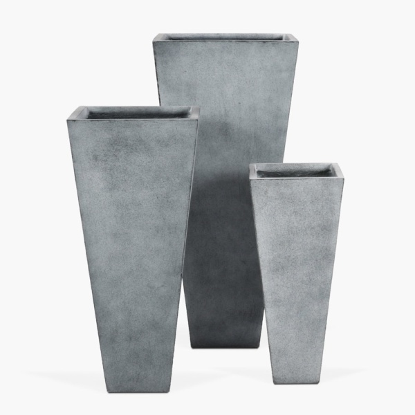 Bishop-Outdoor-Concrete-Square-Planter-Set-White-Wash